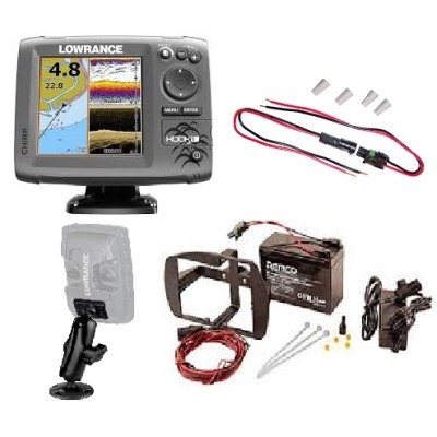 Fishfinders, Electrical and Accessories