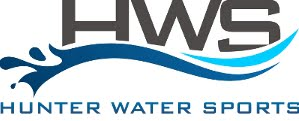 HWS Hunter Water Sports logo