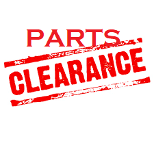 PARTS CLEARANCE