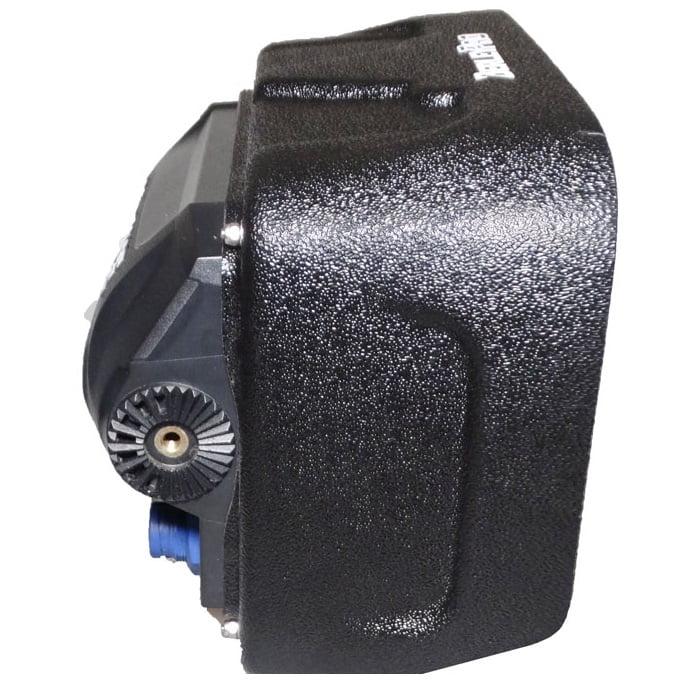 BerleyPro Lowrance HDS Carbon Visor