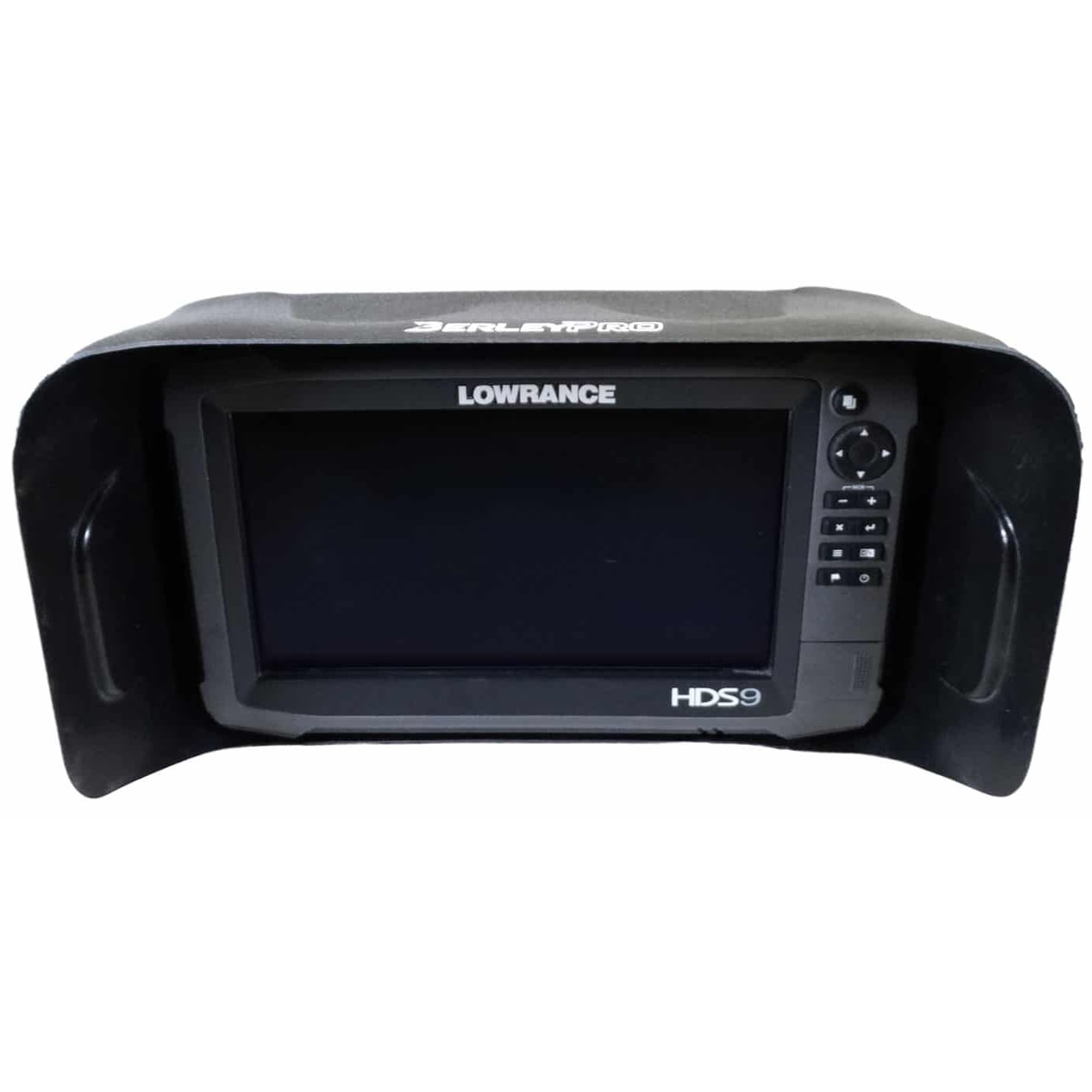 BerleyPro Lowrance HDS Carbon Visor
