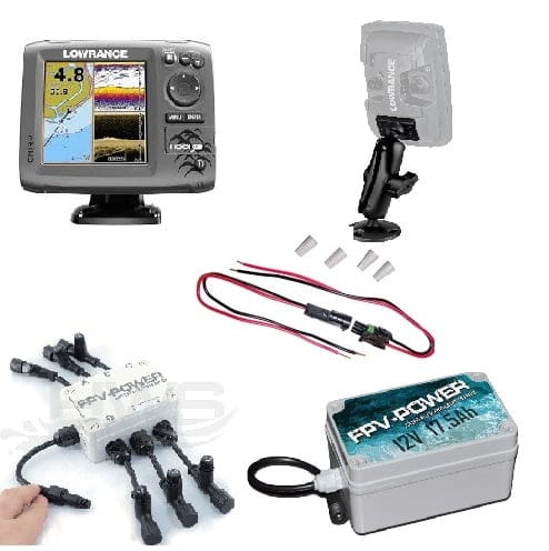 Kayak Electrical and Batteries